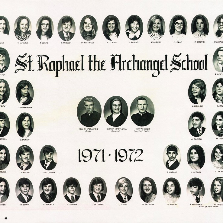 Graduation Class of 1972