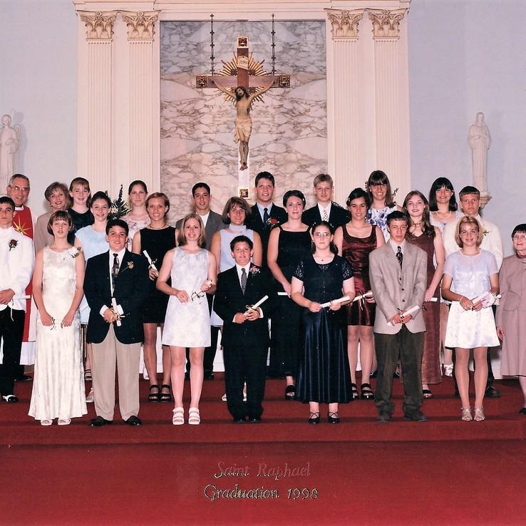 Graduation Class of 1998