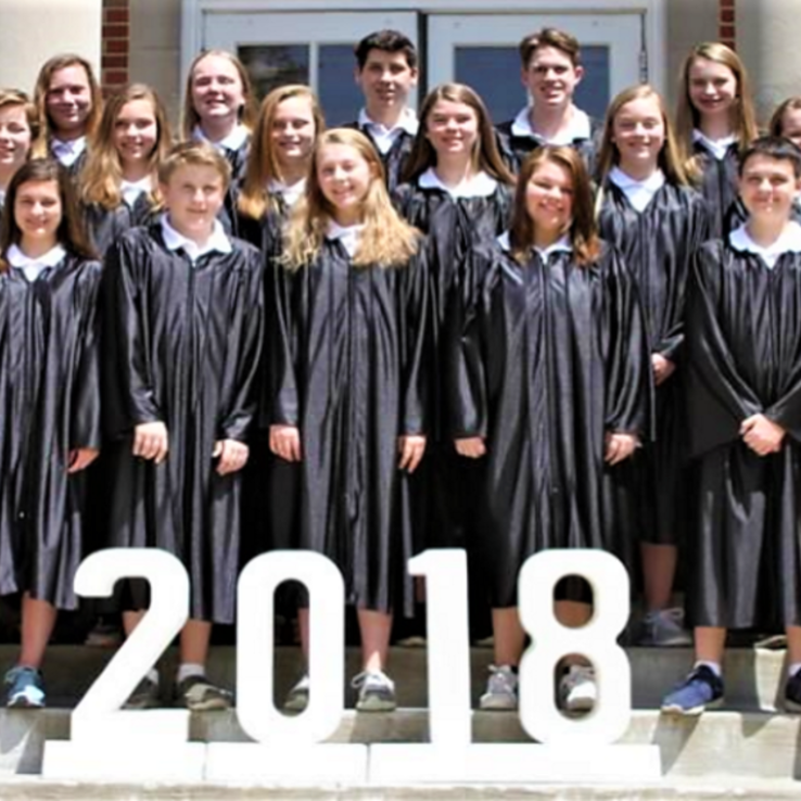 2018 Graduation Class V2